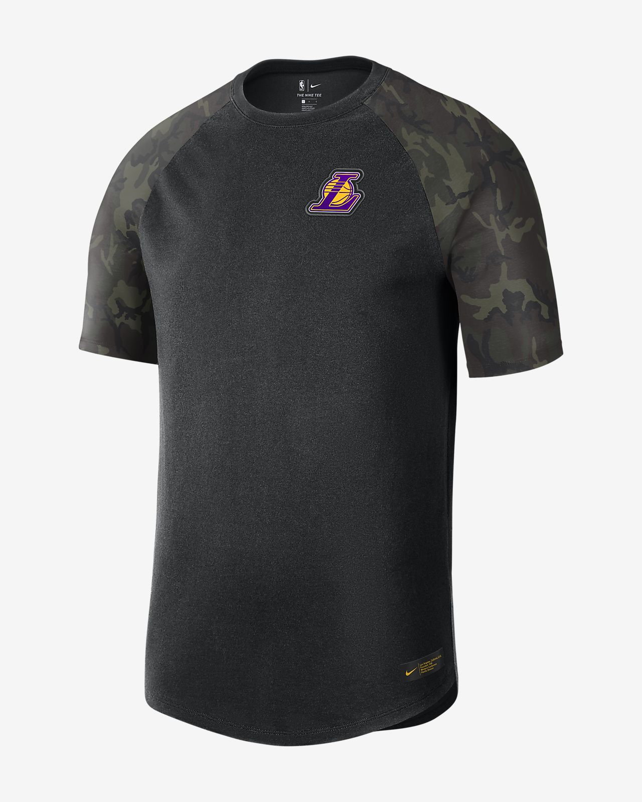 Los Angeles Lakers Nike Men's NBA T-Shirt