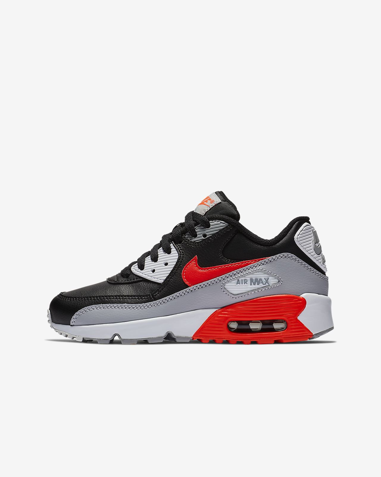 nike air max 90 kids leather