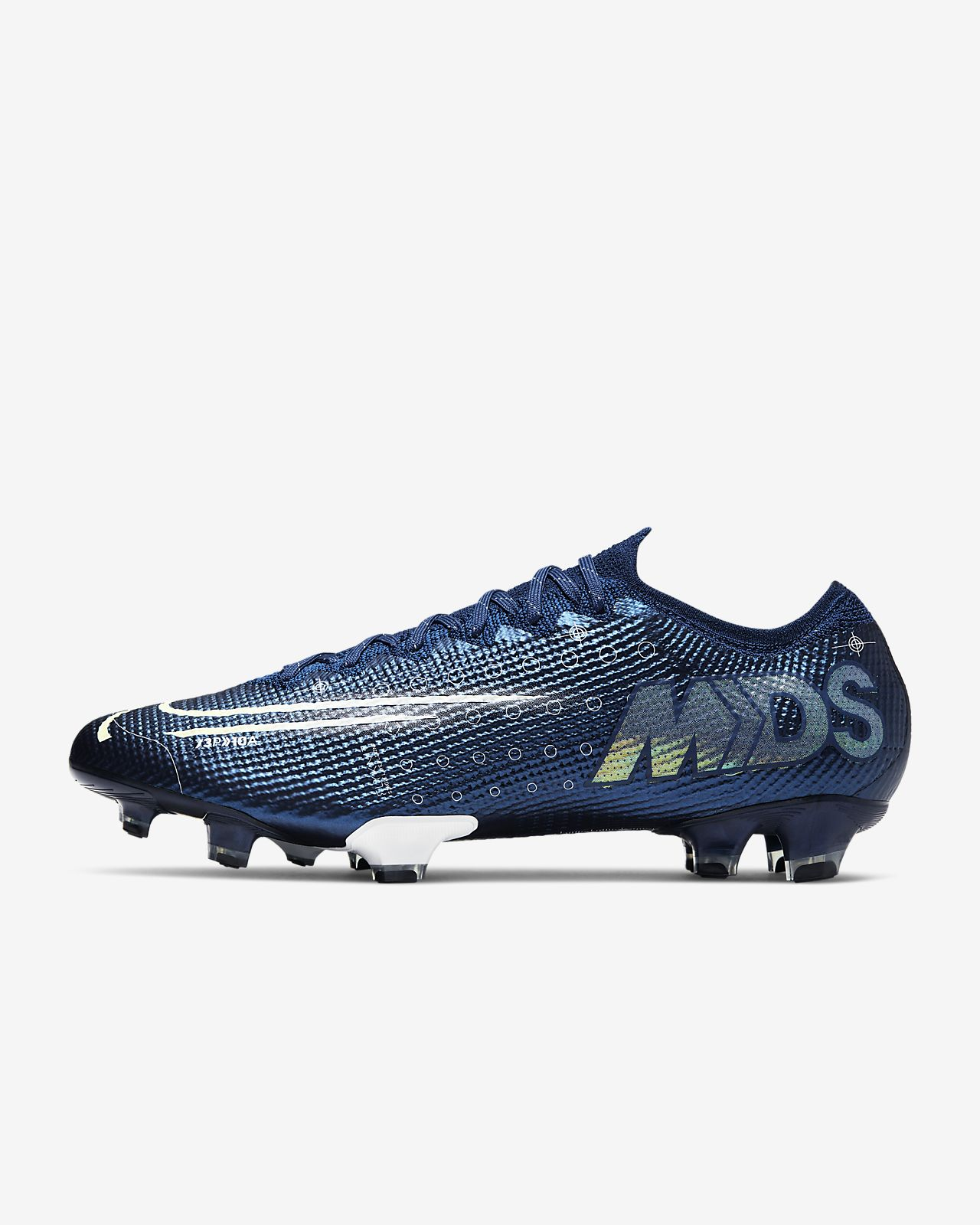Chaussure de football à crampons pour terrain sec Nike Mercurial Vapor 13 Elite MDS FG