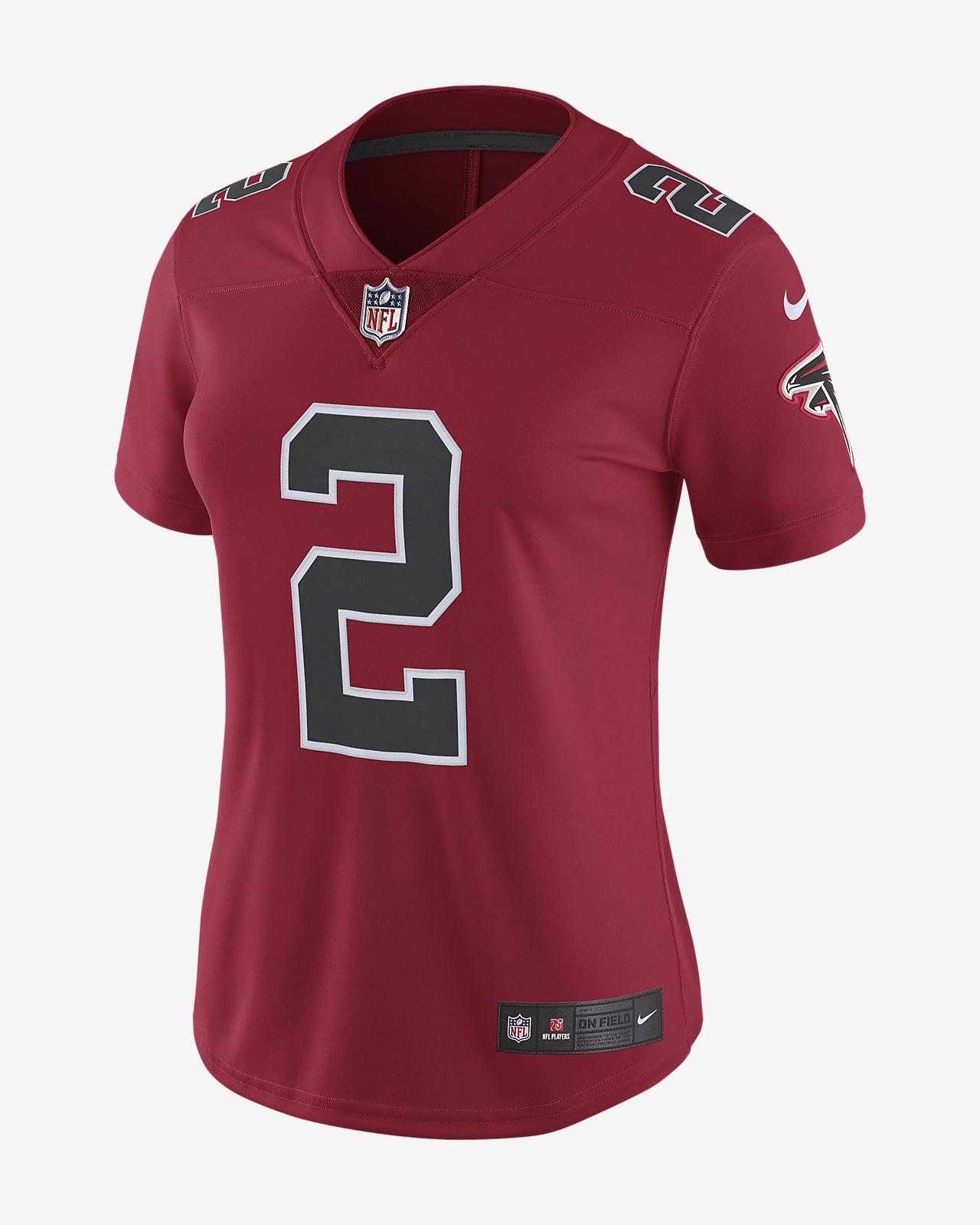 pink matt ryan jersey