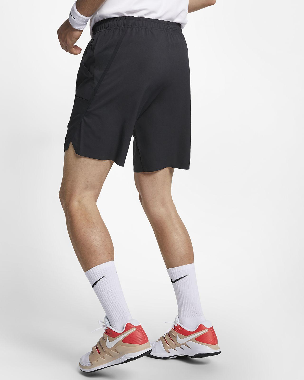 e2bf458b566 NikeCourt Flex Ace Tennisshorts van 23 cm voor heren. Nike.com NL