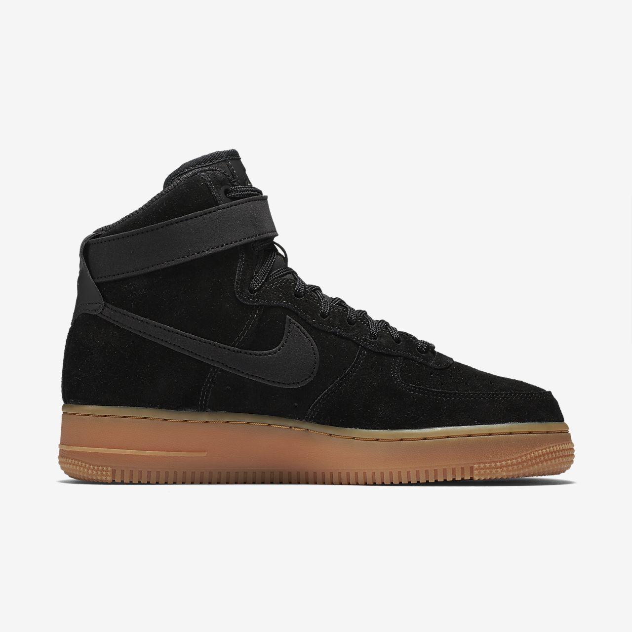 Air Force 1 High 07 Calzado verde Nike 5f2eh