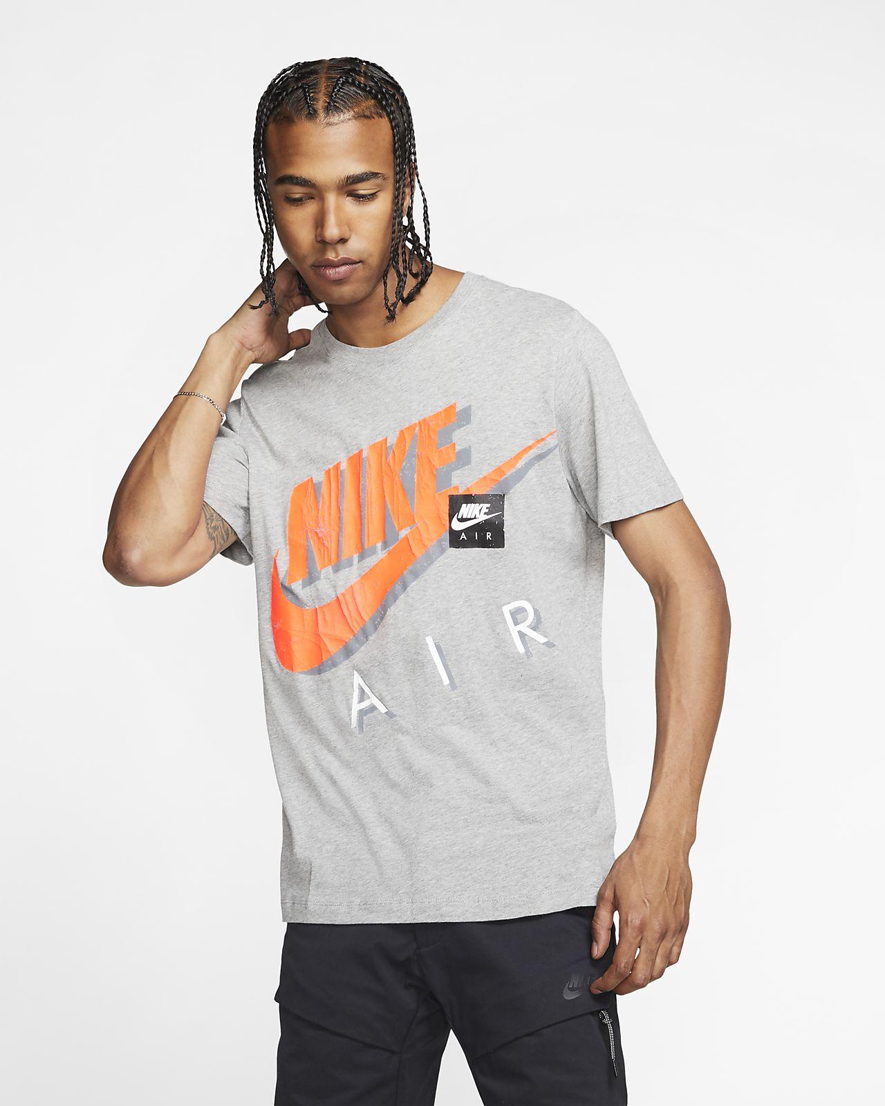 T-shirt stampata a manica corta Nike Sportswear - Uomo