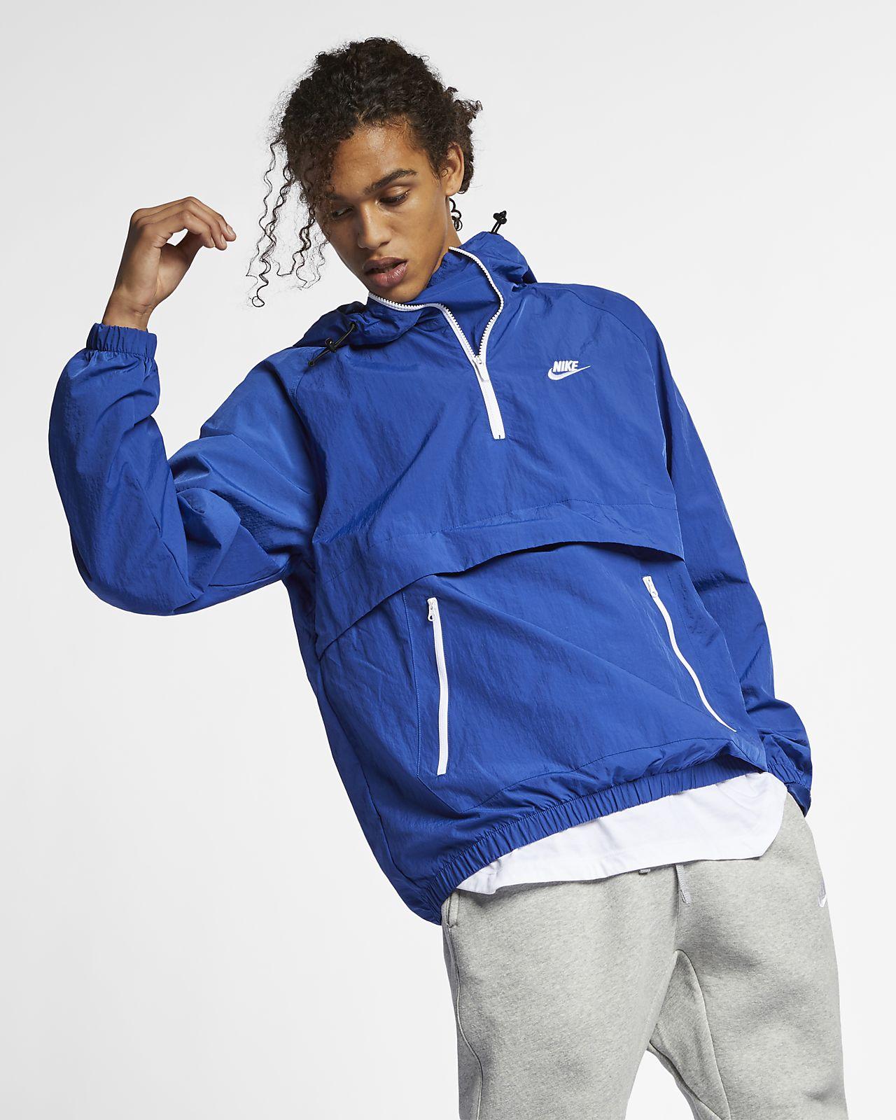 Nike Sportswear Web-Anorak mit Kapuze