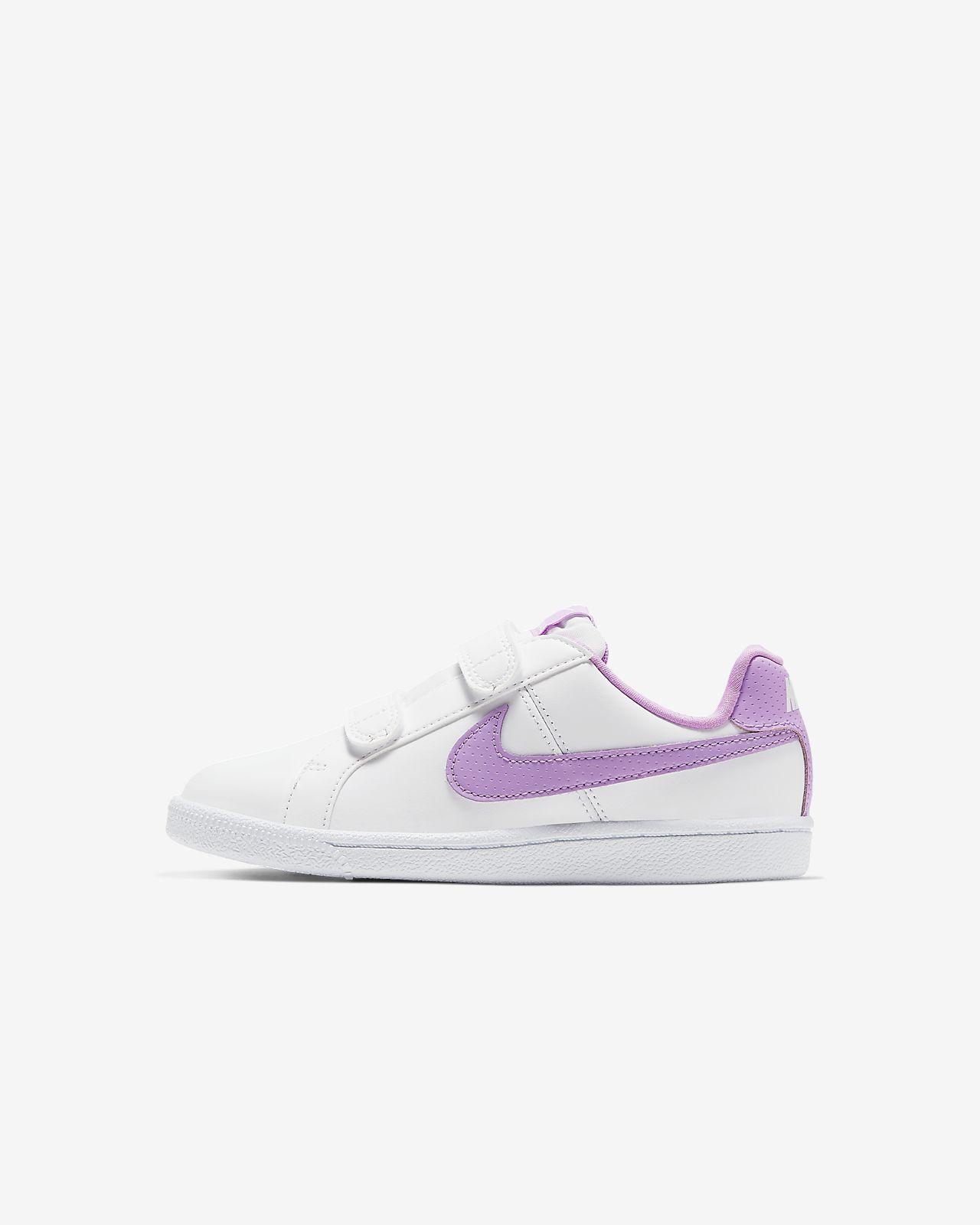 NikeCourt Royale-sko til små børn