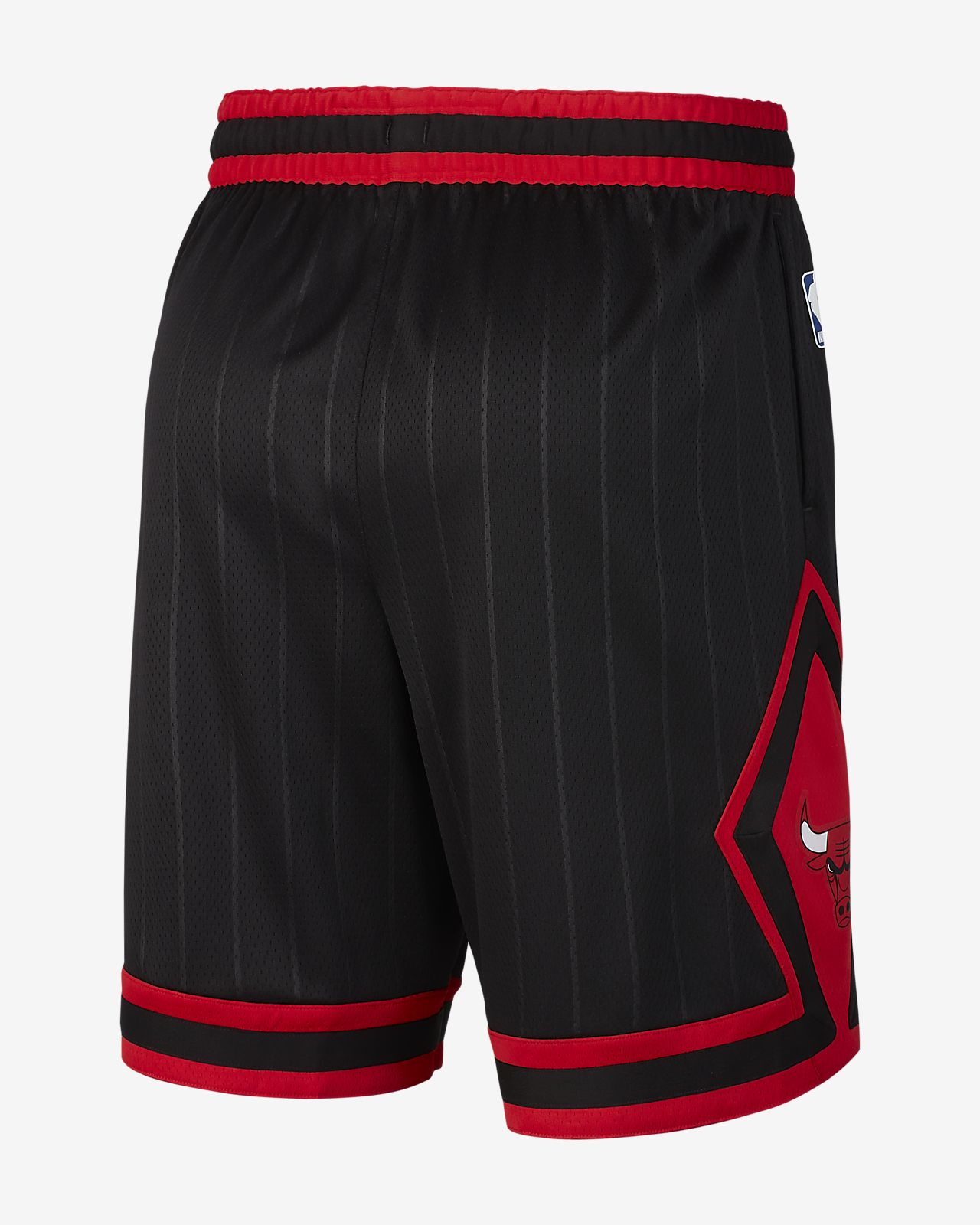 Chicago Bulls Statement Edition Swingman Nike NBA Shorts für Herren