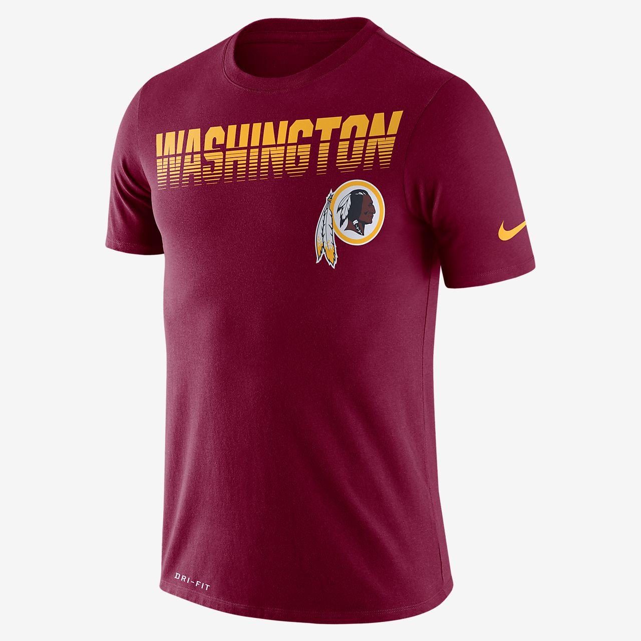 Nike Legend (NFL Redskins) Men's Short-Sleeve T-Shirt