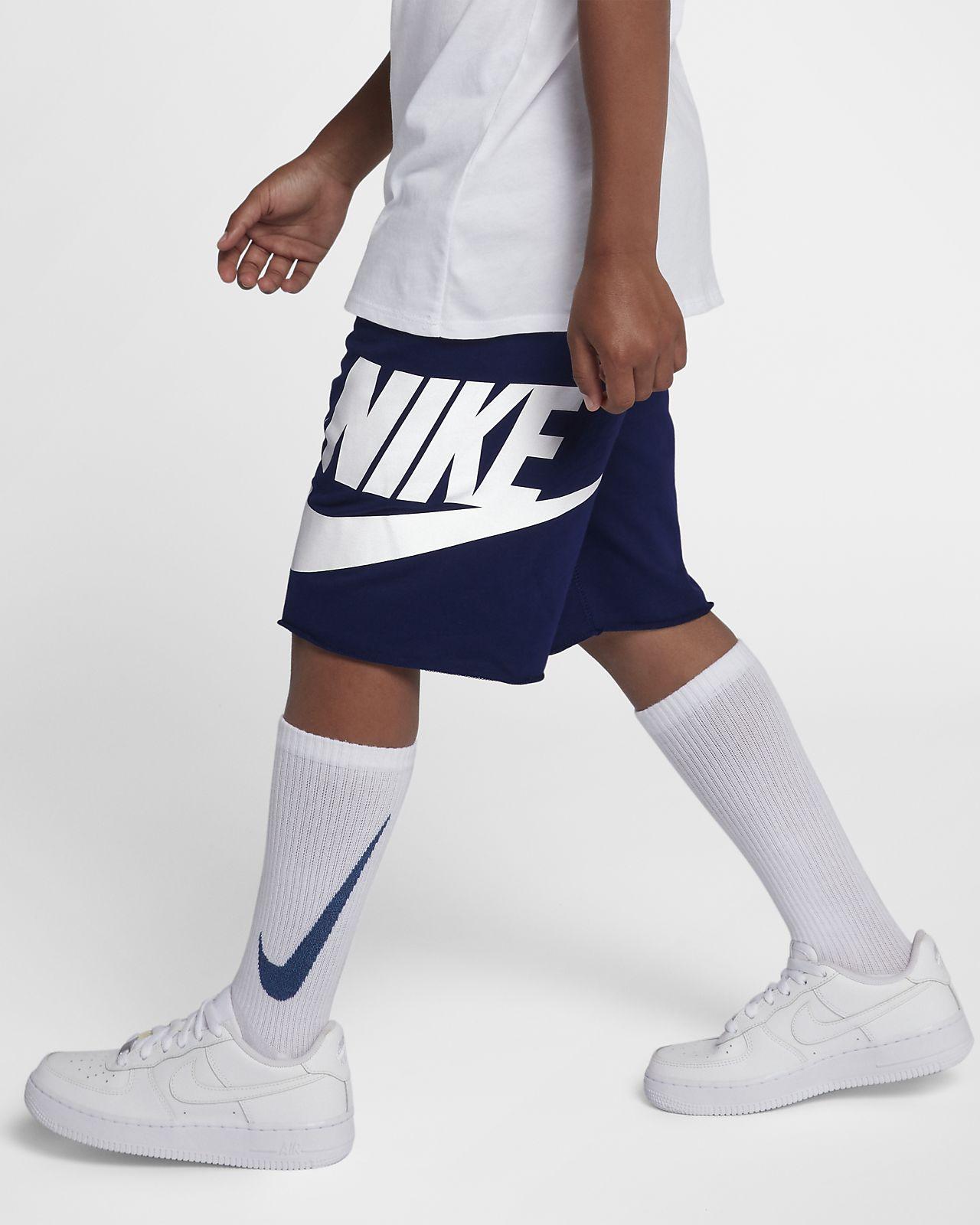 nike shorts ragazzo