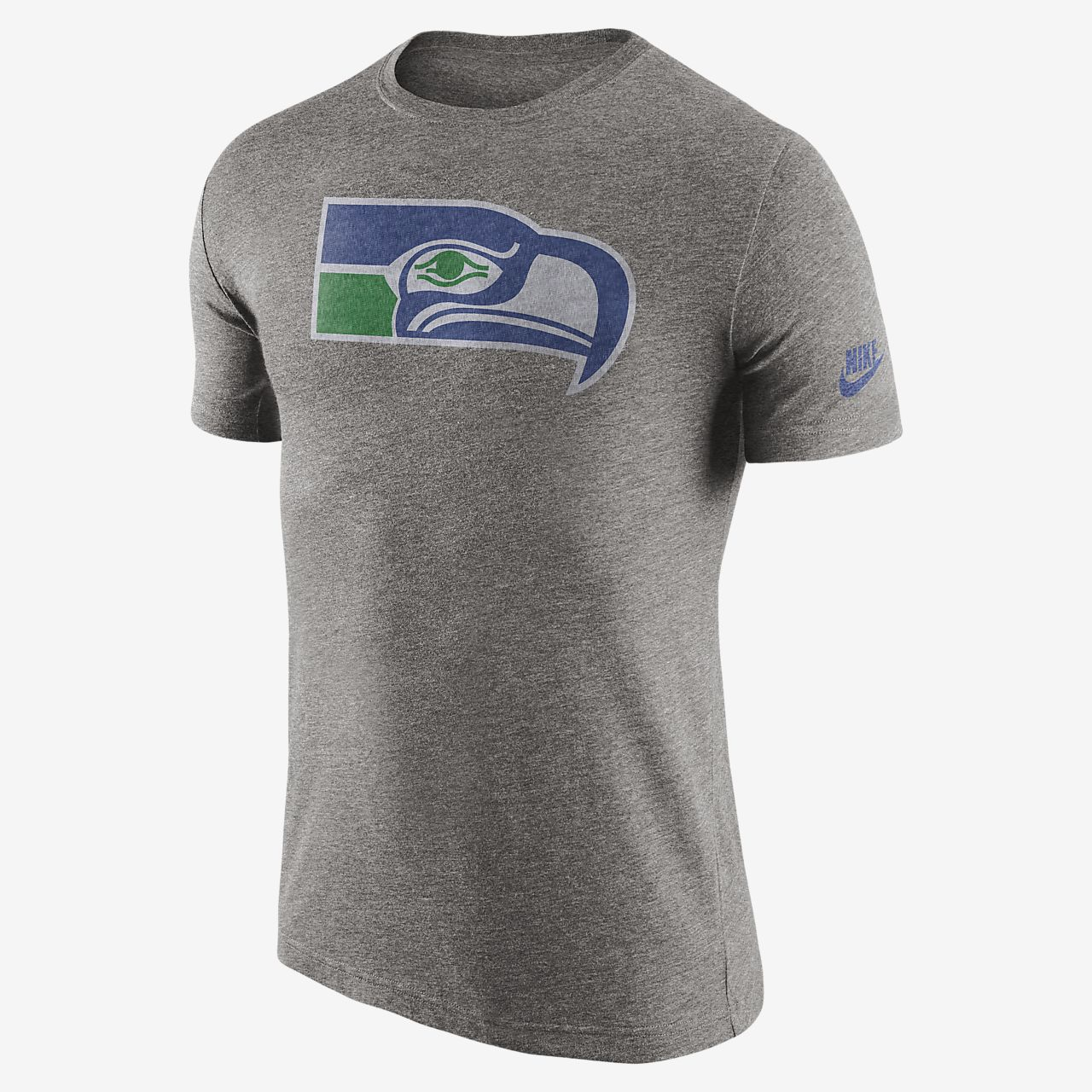 0168a3cc Nike Historic Logo (NFL Seahawks) Men's T-Shirt