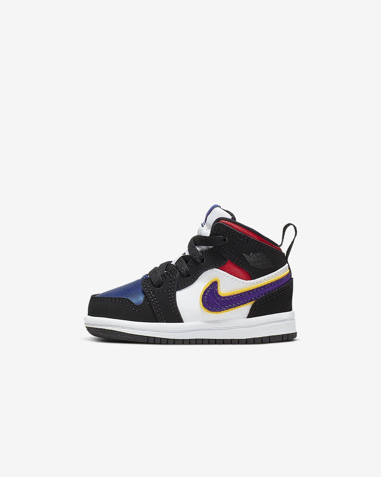 Jordan 1 Mid SE Baby/Toddler Shoe
