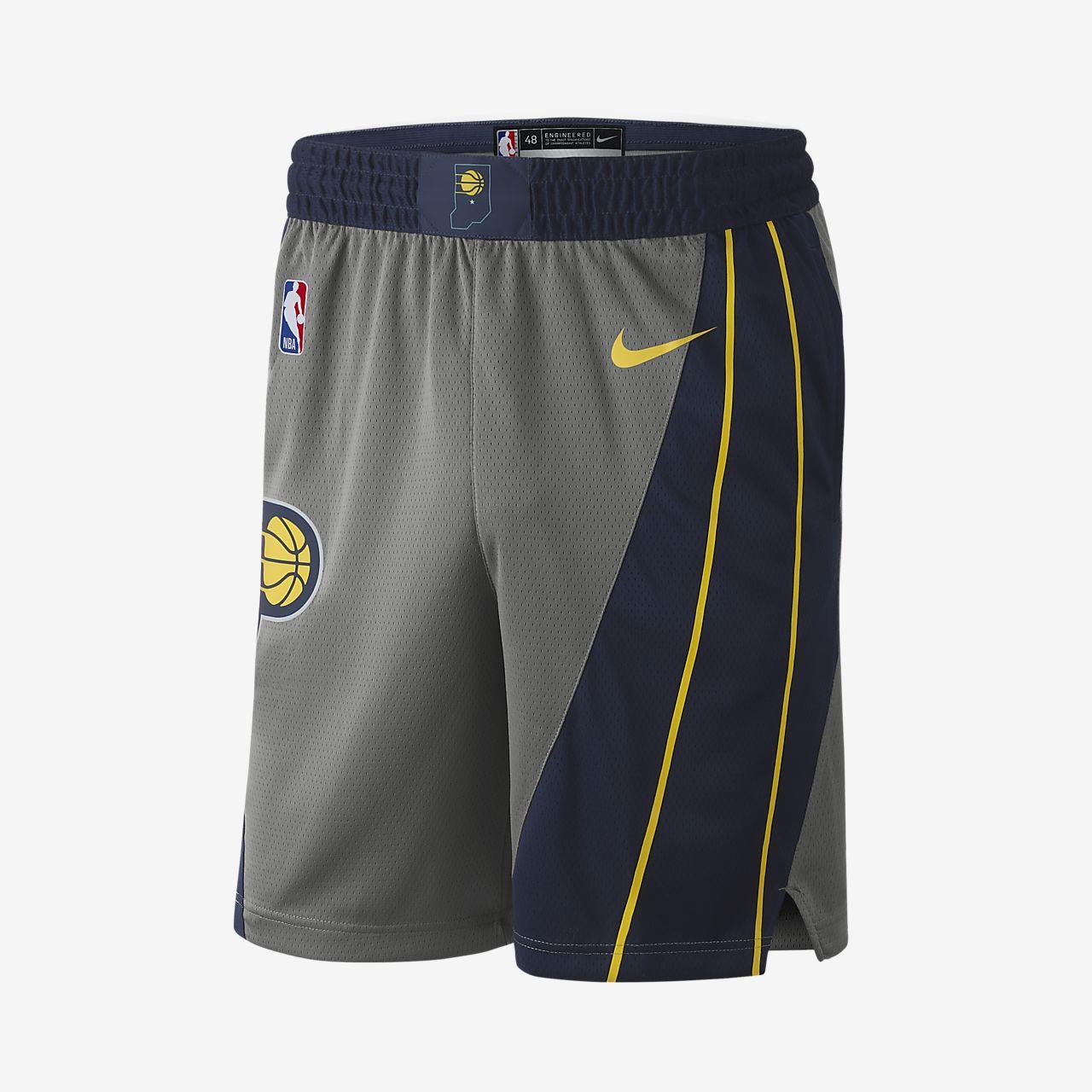 3c61316e7020 Indiana Pacers City Edition Swingman Men s Nike NBA Shorts. Nike.com DK
