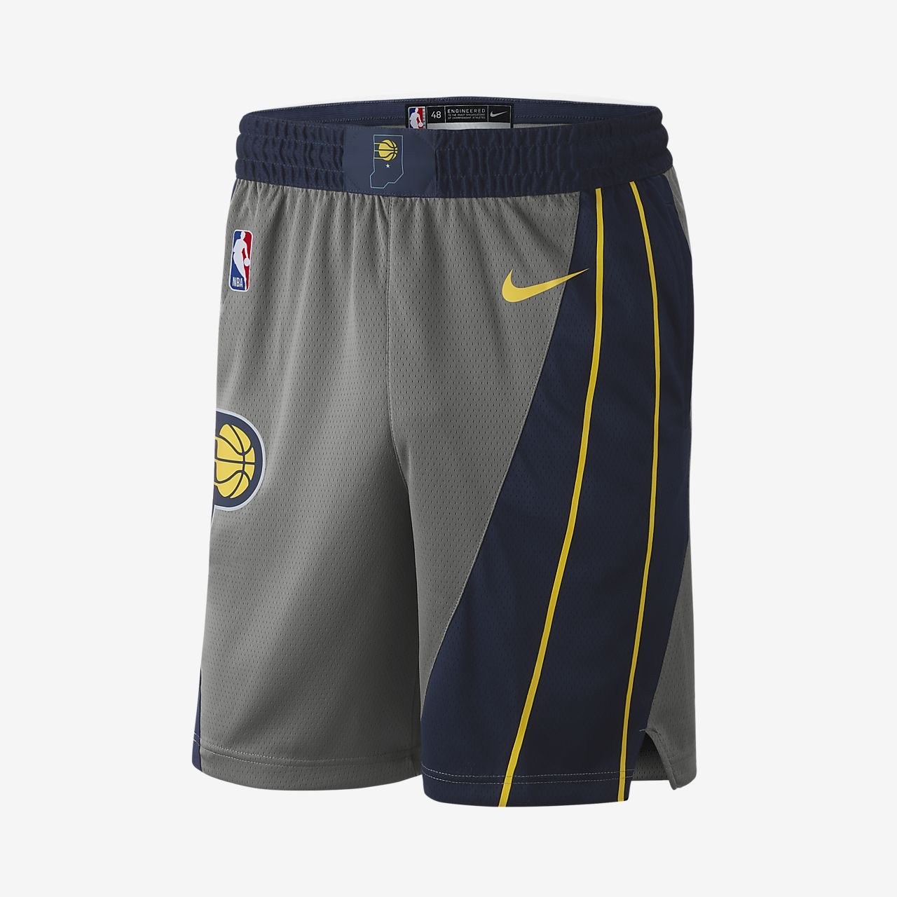 Indiana Pacers City Edition Swingman Men's Nike NBA Shorts