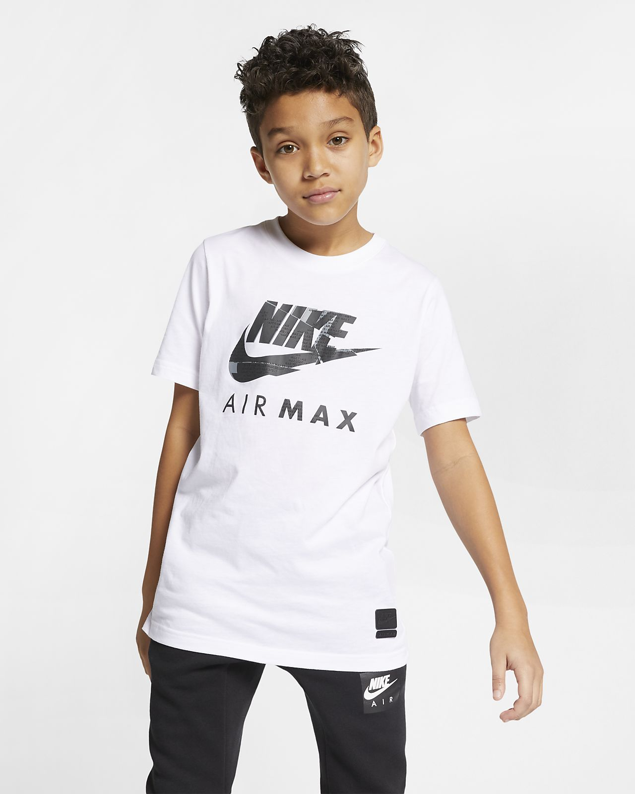 e7bfbe2088 Nike Sportswear Older Kids' (Boys') T-Shirt