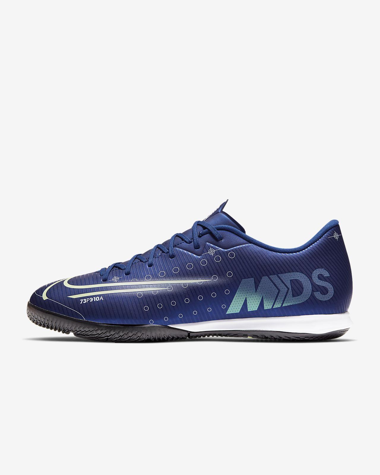 Calzado de fútbol para cancha cubierta Nike Mercurial Vapor 13 Academy MDS IC