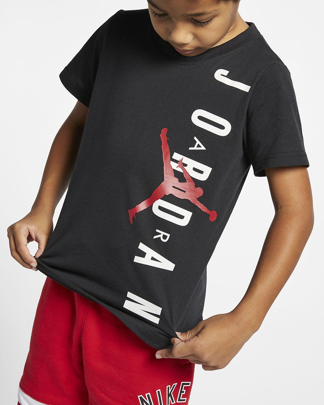 magasin en ligne de8d7 ea53f Tee-shirt Jordan Jumpman Air pour Jeune enfant