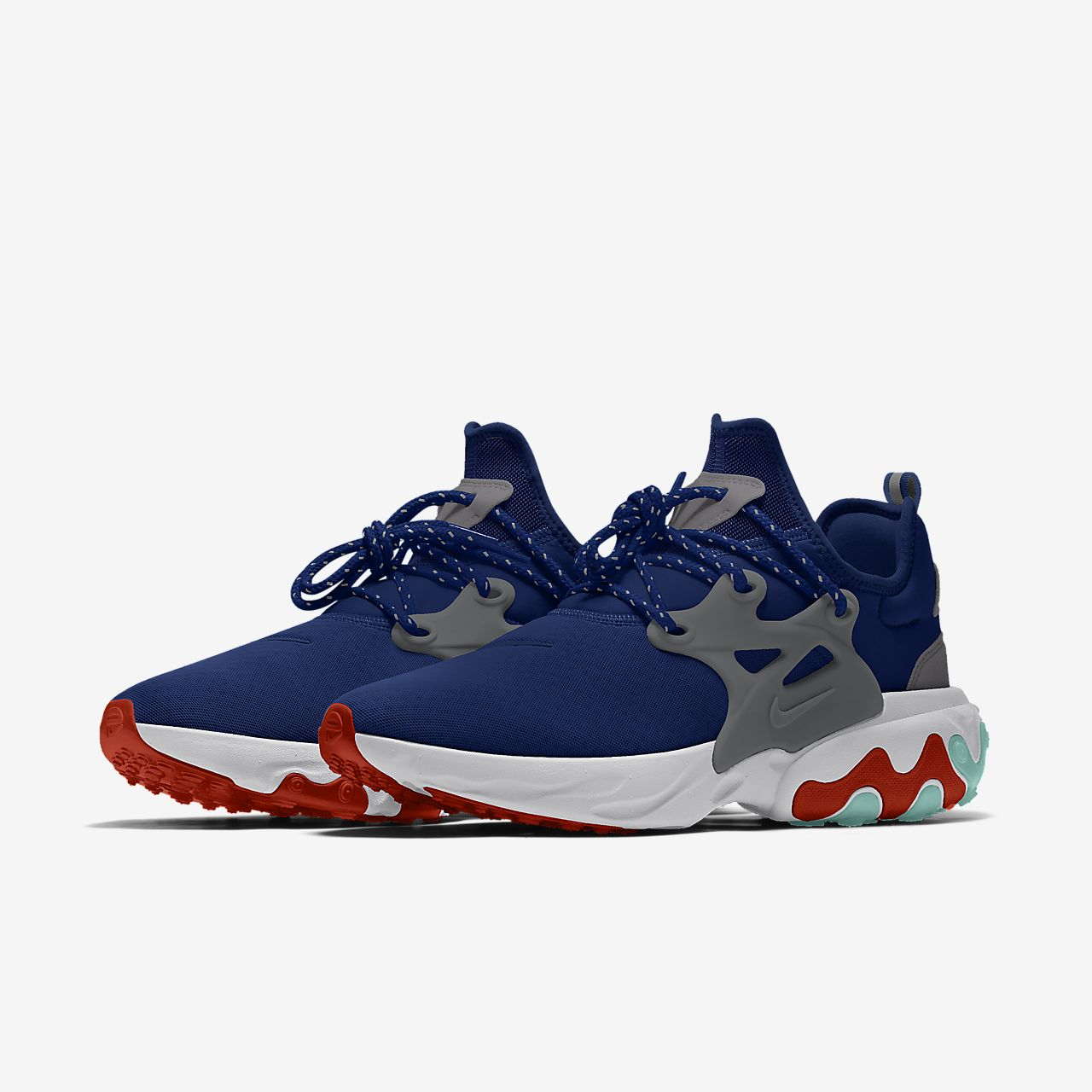Nike React Presto By You Custom Men's Shoe