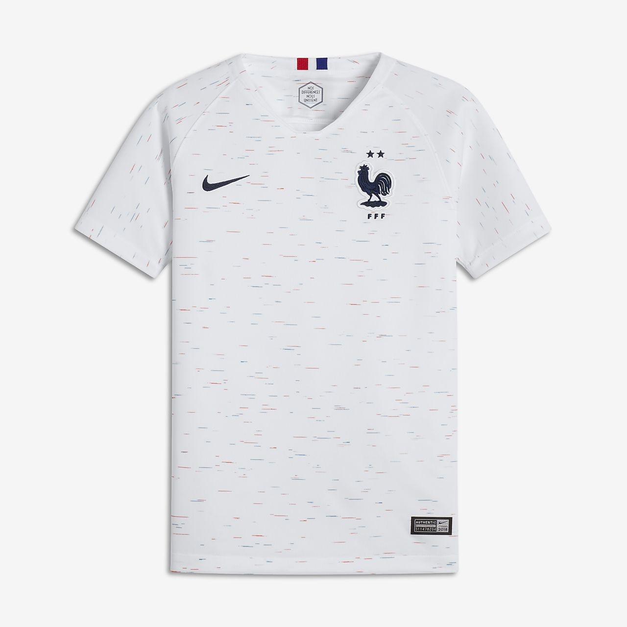 Âgé 2018 Away Enfant Plus Maillot Football Stadium De Fff Pour rdxQBCoeW