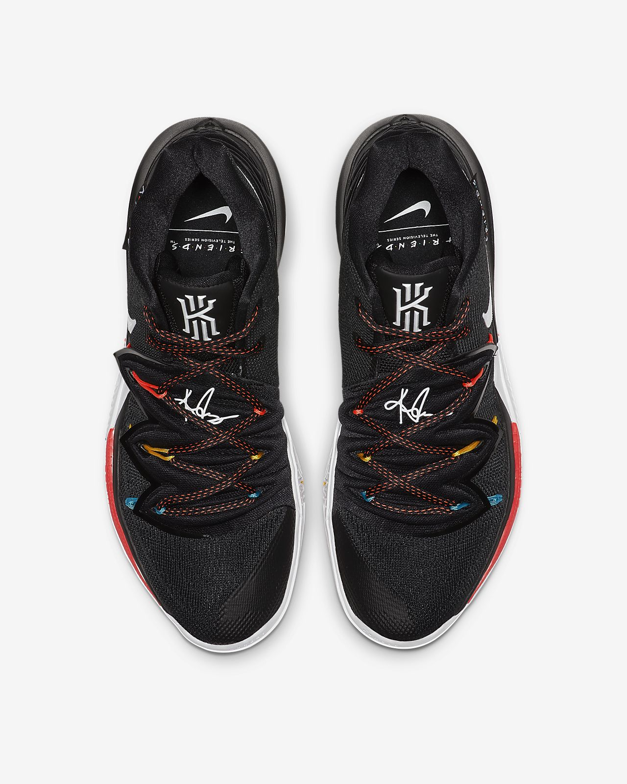 864f3b38f62 Kyrie 5 x Friends Basketball Shoe. Nike.com