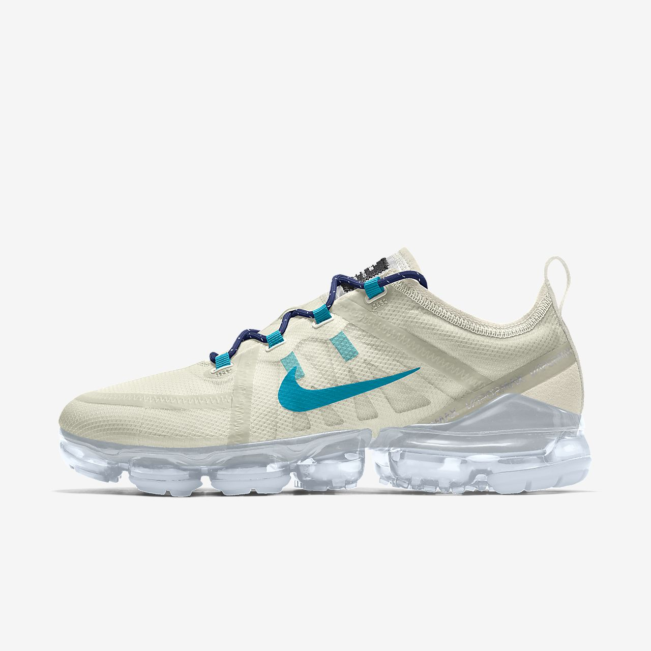 Nike Air VaporMax 2019 By You Custom Men's Shoe