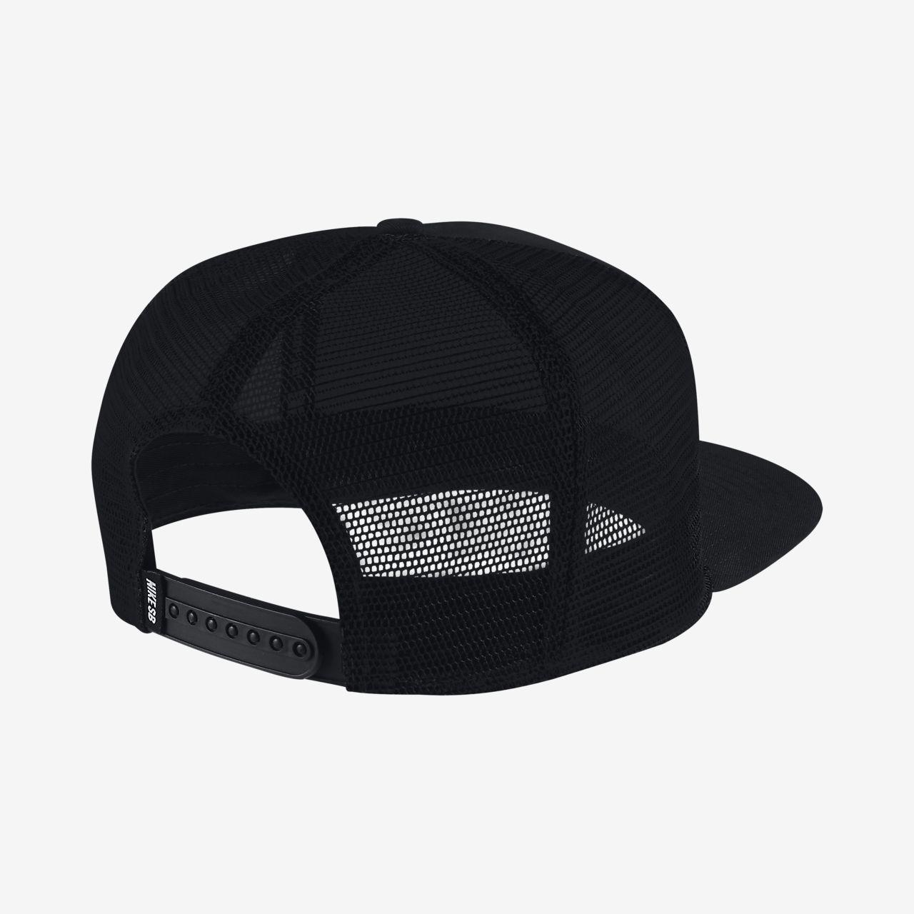 06b0cf500b88c Nike SB Pro Adjustable Trucker Hat. Nike.com IN