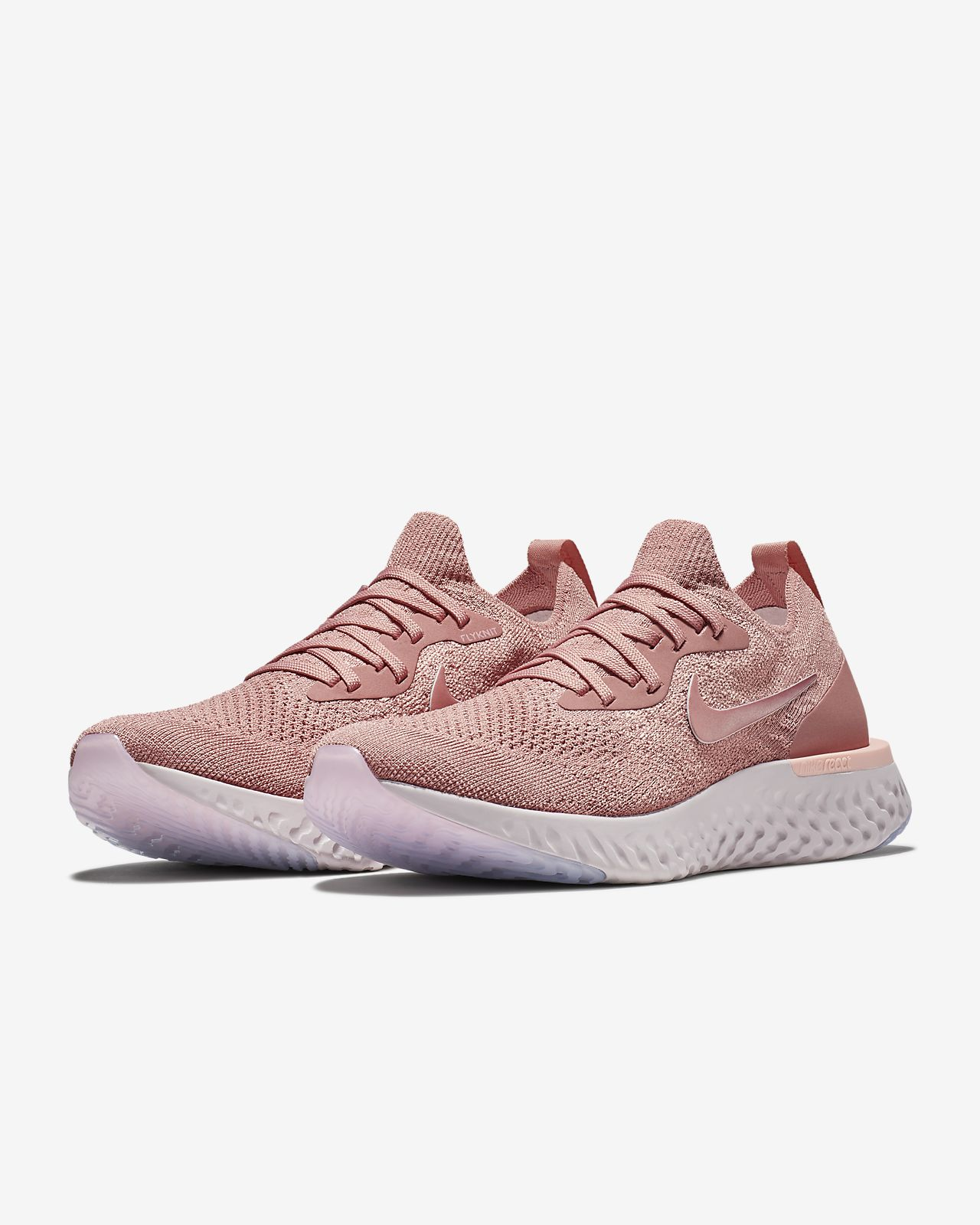 huge selection of 670c8 32dc2 ... Nike Epic React Flyknit 1 Women s Running Shoe