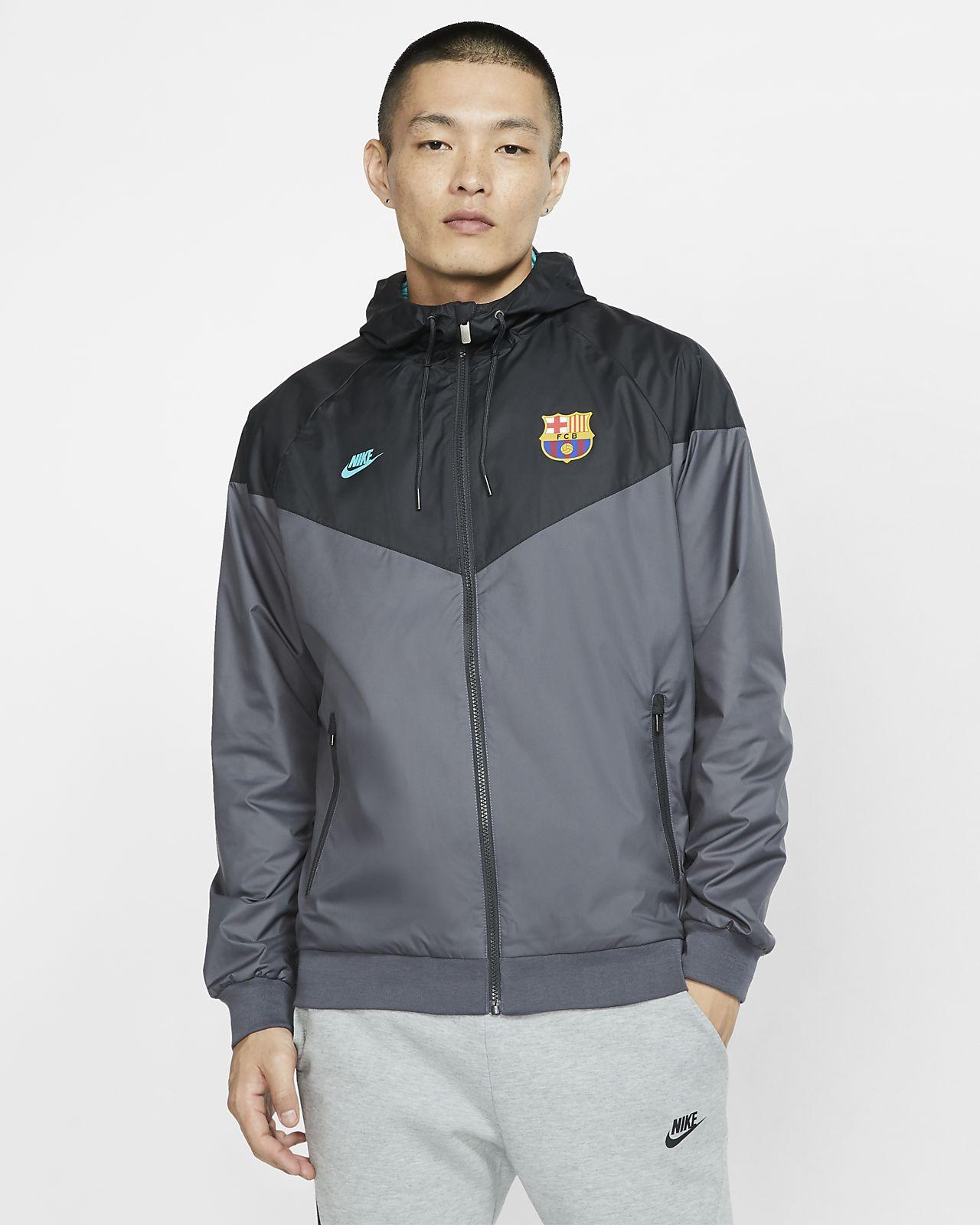 FC Barcelona Windrunner Men's Woven Jacket