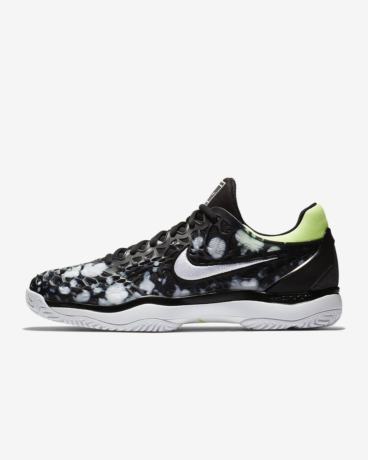 Uomo Cage Air Nike It Da Scarpa Court Zoom Hard Tennis 3 nXqzvxv1W