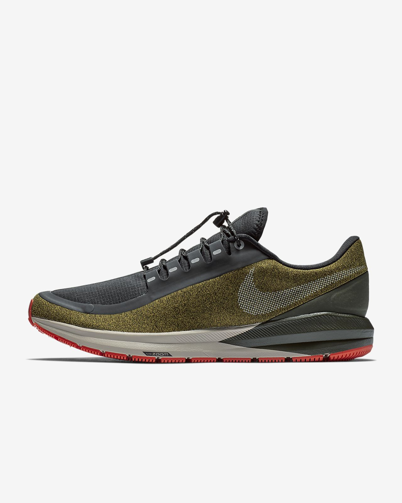 Męskie buty do biegania Nike Air Zoom Structure 22 Shield Water-Repellent