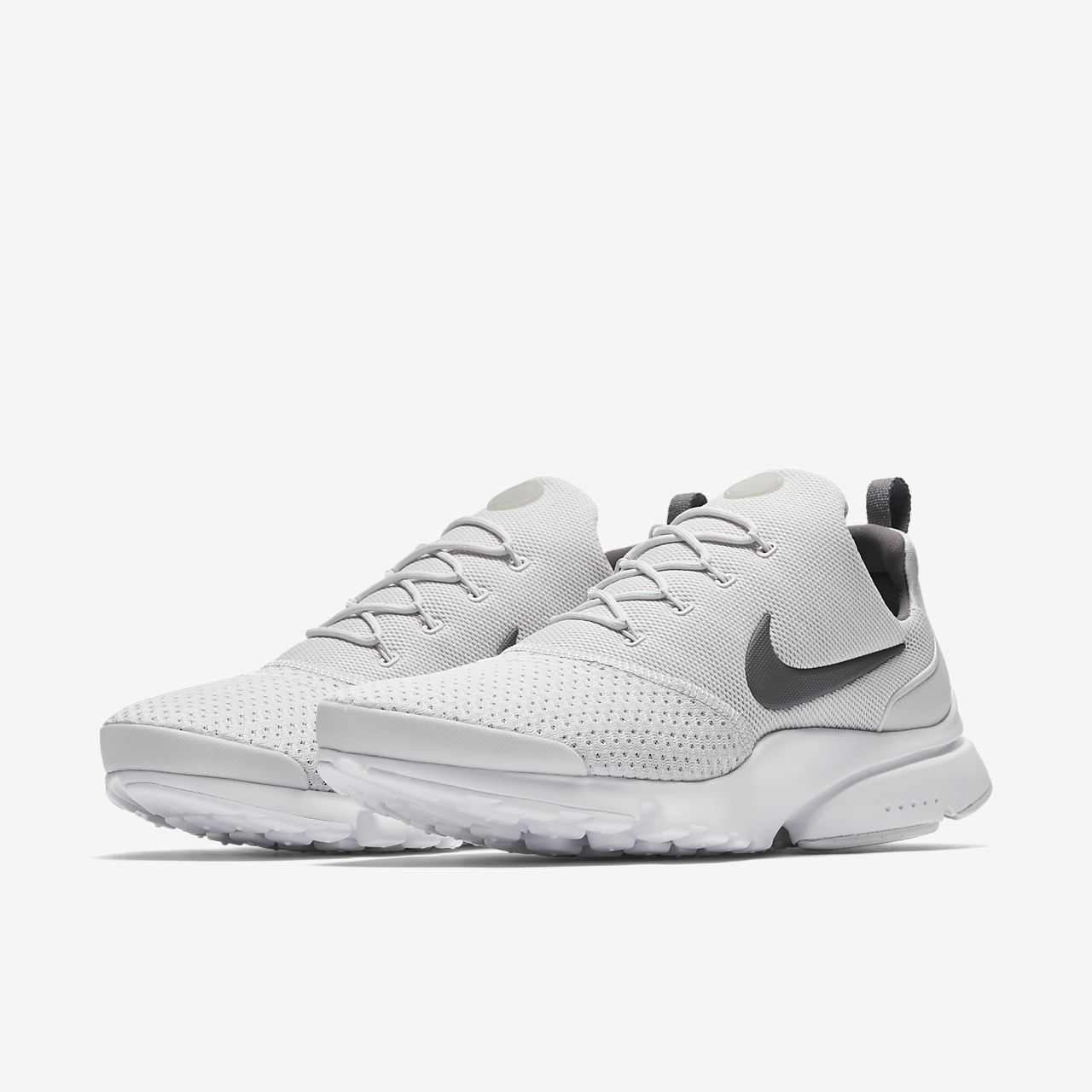 Nike Chaussures Presto Mouche De Blanc Gris yxFibcIvpT