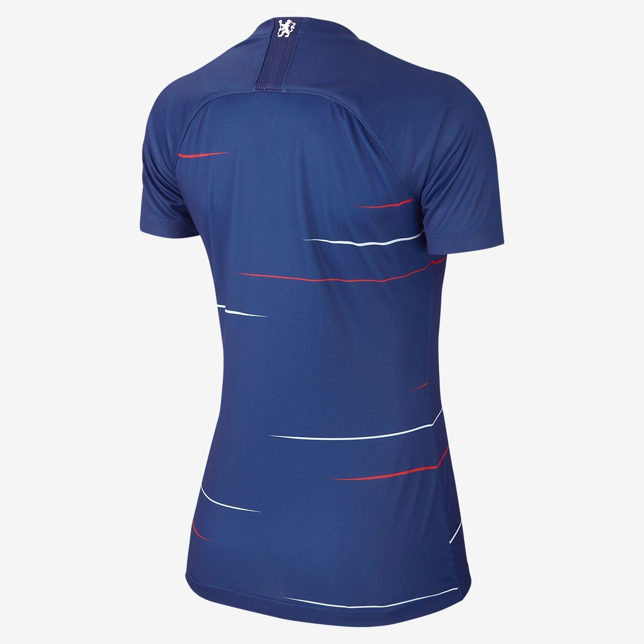 2018 19 Chelsea FC Stadium Home Women s Soccer Jersey. Nike.com db3a26624