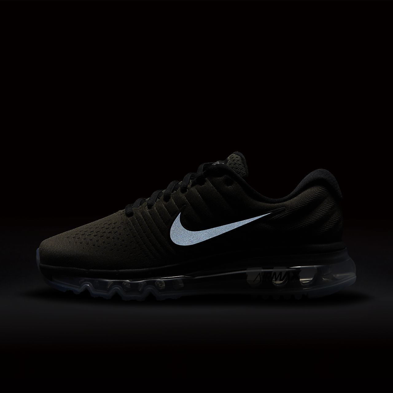nike air max 2017 big kids' running shoe nz