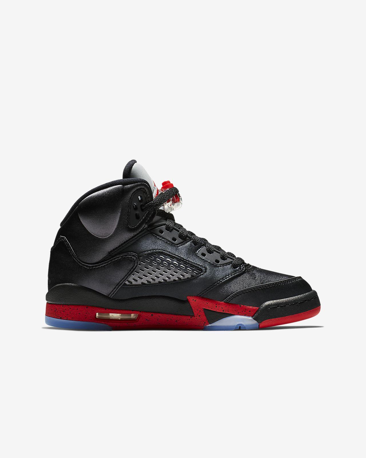 9fb083a06be52 Air Jordan 5 Retro Zapatillas - Niño a. Nike.com ES