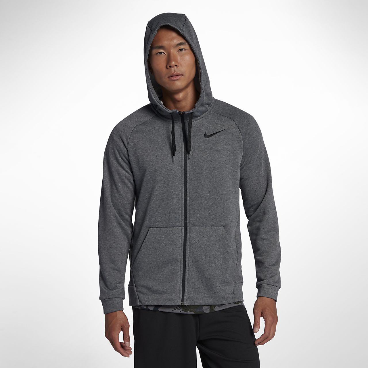 Dri Men's Zip Nike Training Full Hoodie Tscqhrxd Fit 8vNn0wPymO