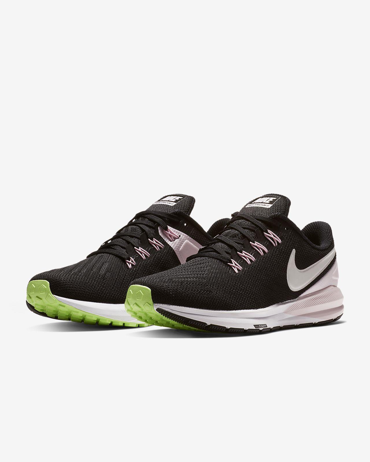 0df06708bace Nike Air Zoom Structure 22 Women s Running Shoe. Nike.com