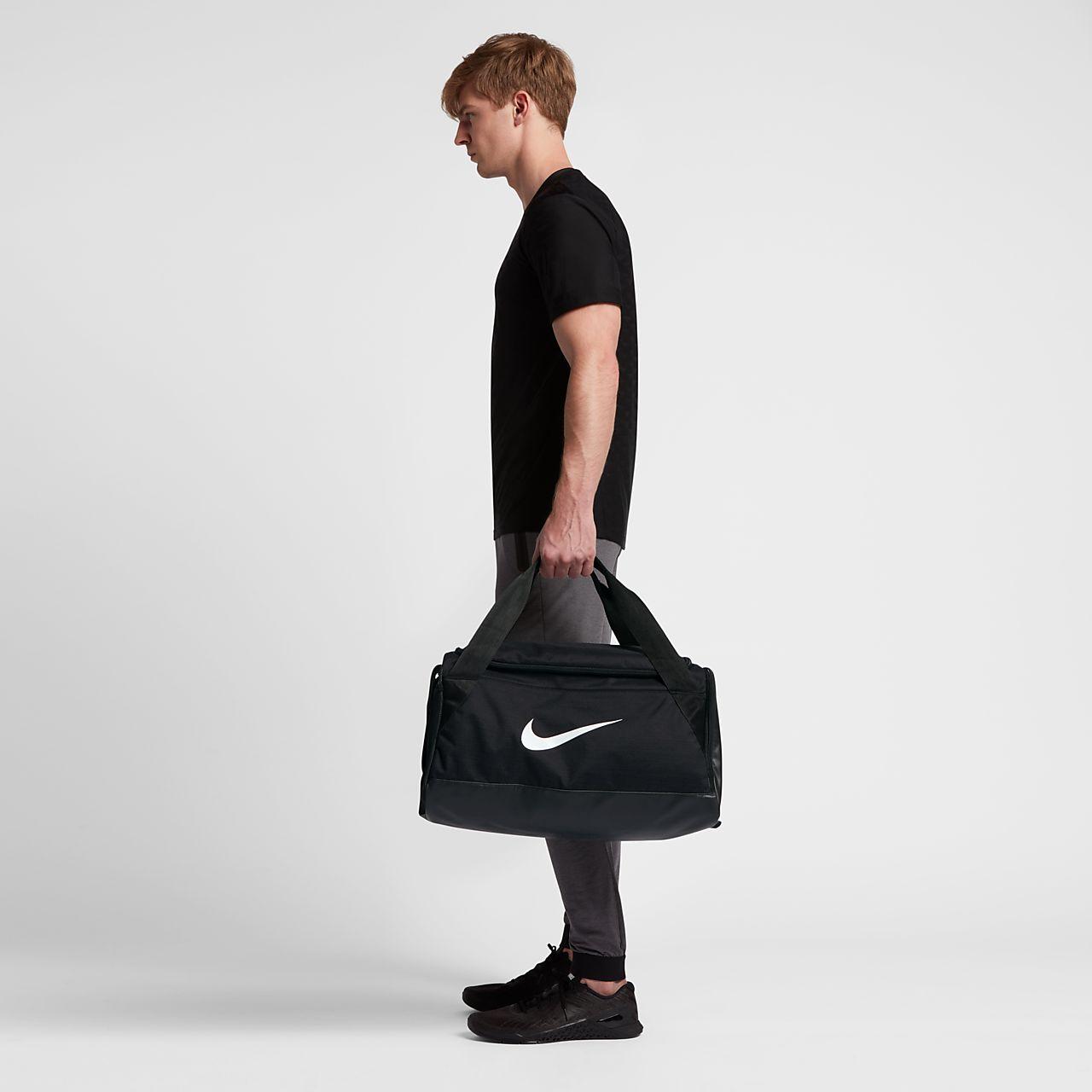 Nike Brasilia (Small) Training Duffel Bag. Nike.com GB
