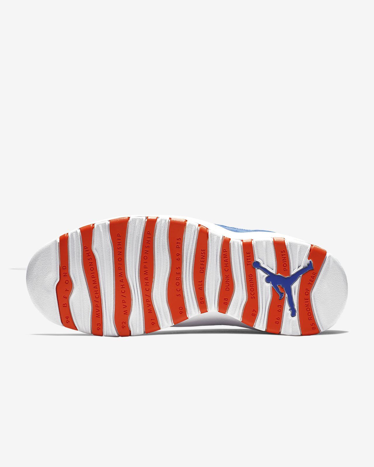 online store 94da9 df22d ... Air Jordan 10 Retro Men s Shoe
