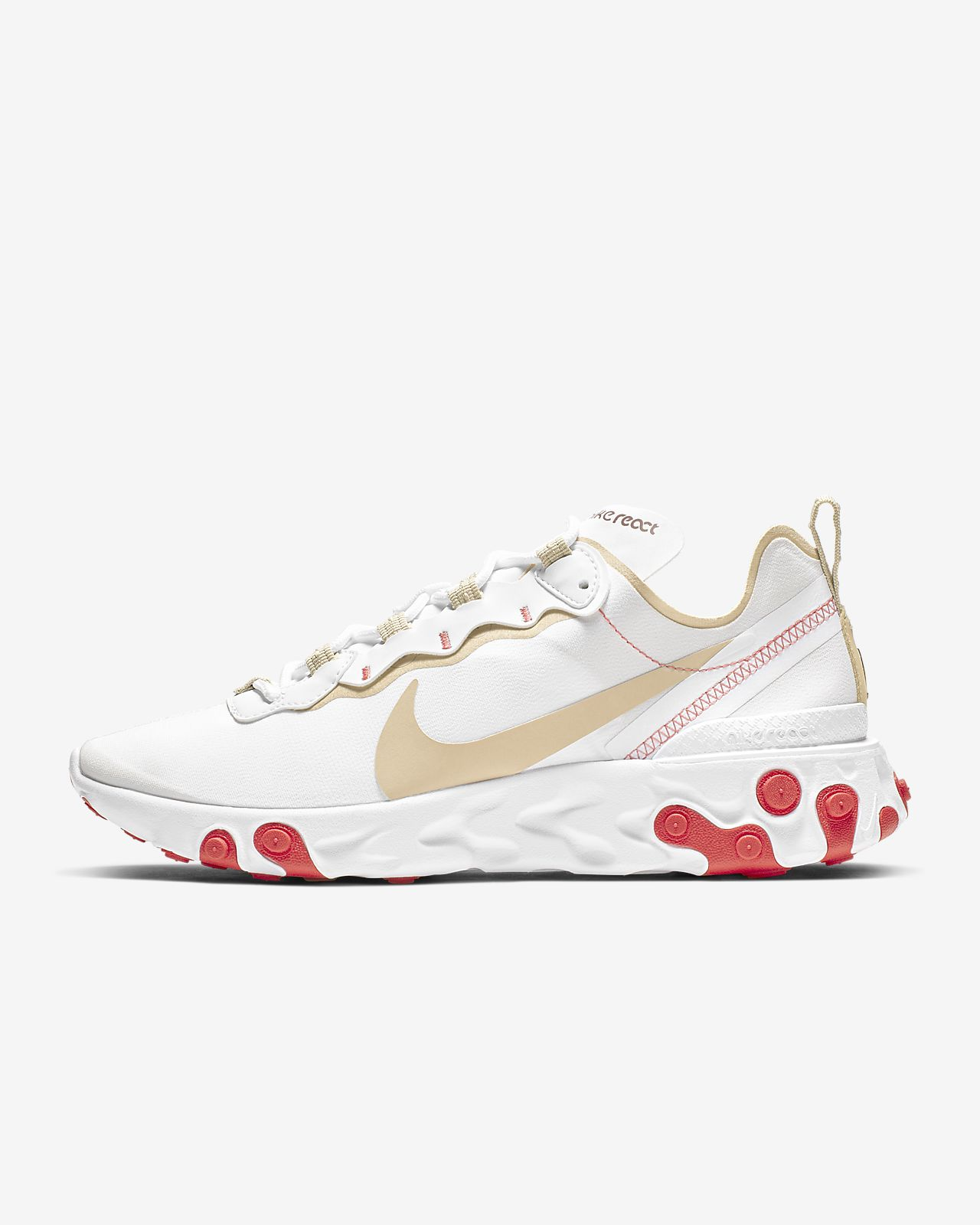 best sneakers 324ed 0f472 Chaussure Nike React Element 55 pour Femme. Nike.com BE
