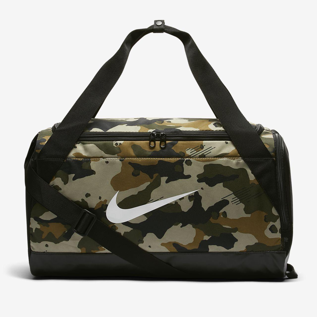Nike Brasilia Graphic Bolsa de deporte de entrenamiento (pequeña)