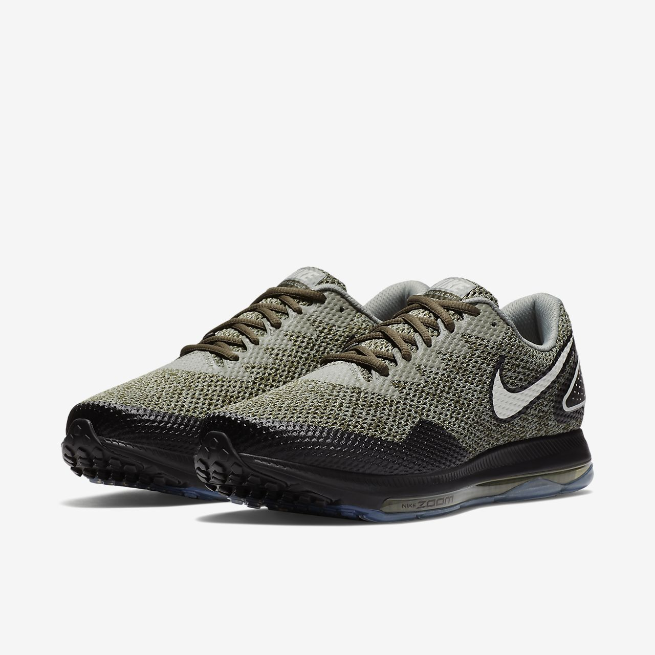 sale 2014 with credit card cheap price Nike Running Zoom All Out Low 2 Trainers In Khaki AJ0035-300 discount visit cT6d5tzsVA