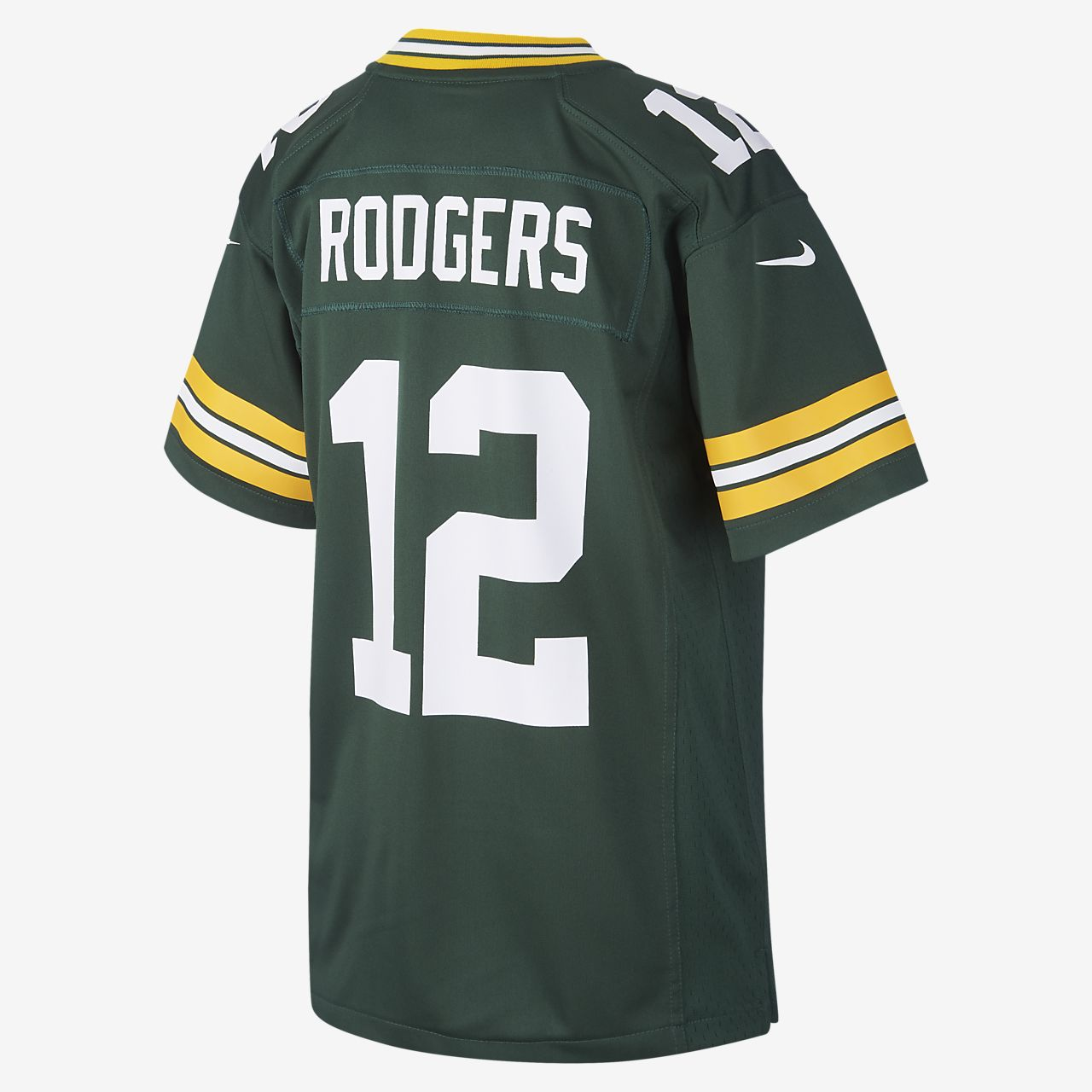 Maglia da football americano NFL Green Bay Packers (Aaron Rodgers) Home Game Uomo