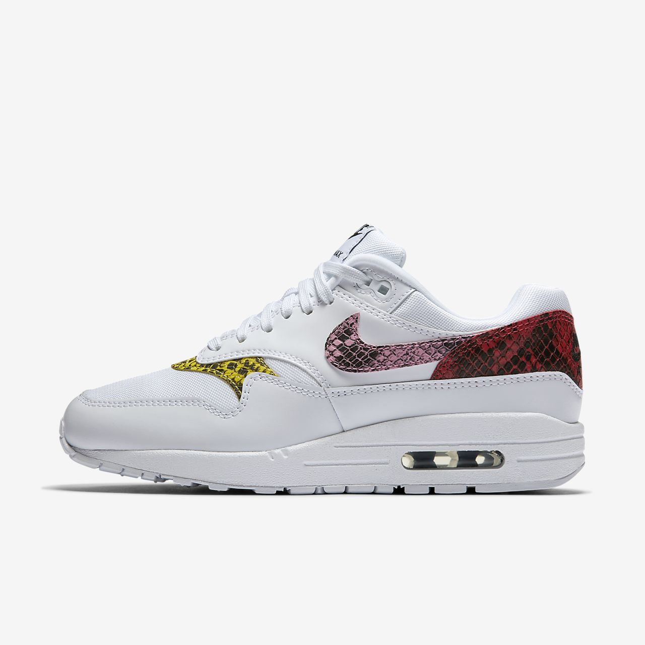 new product e83b9 95ef2 ... Nike Air Max 1 Premium Animal Damenschuh