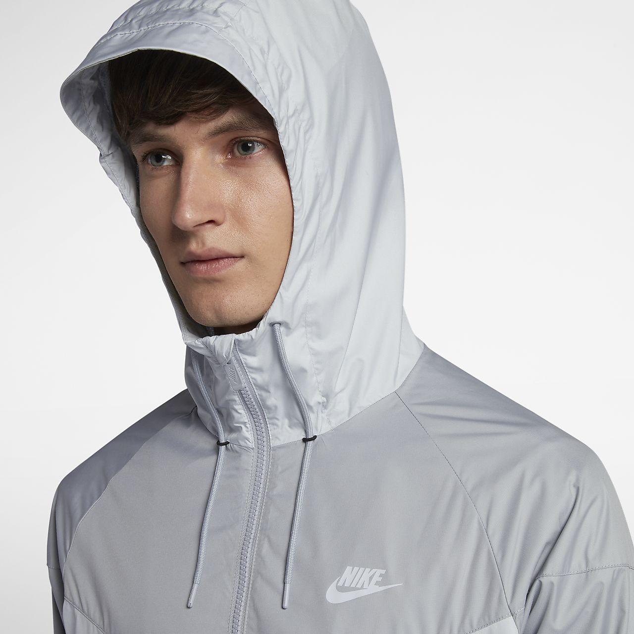 giacca leggera nike sportswear uomo