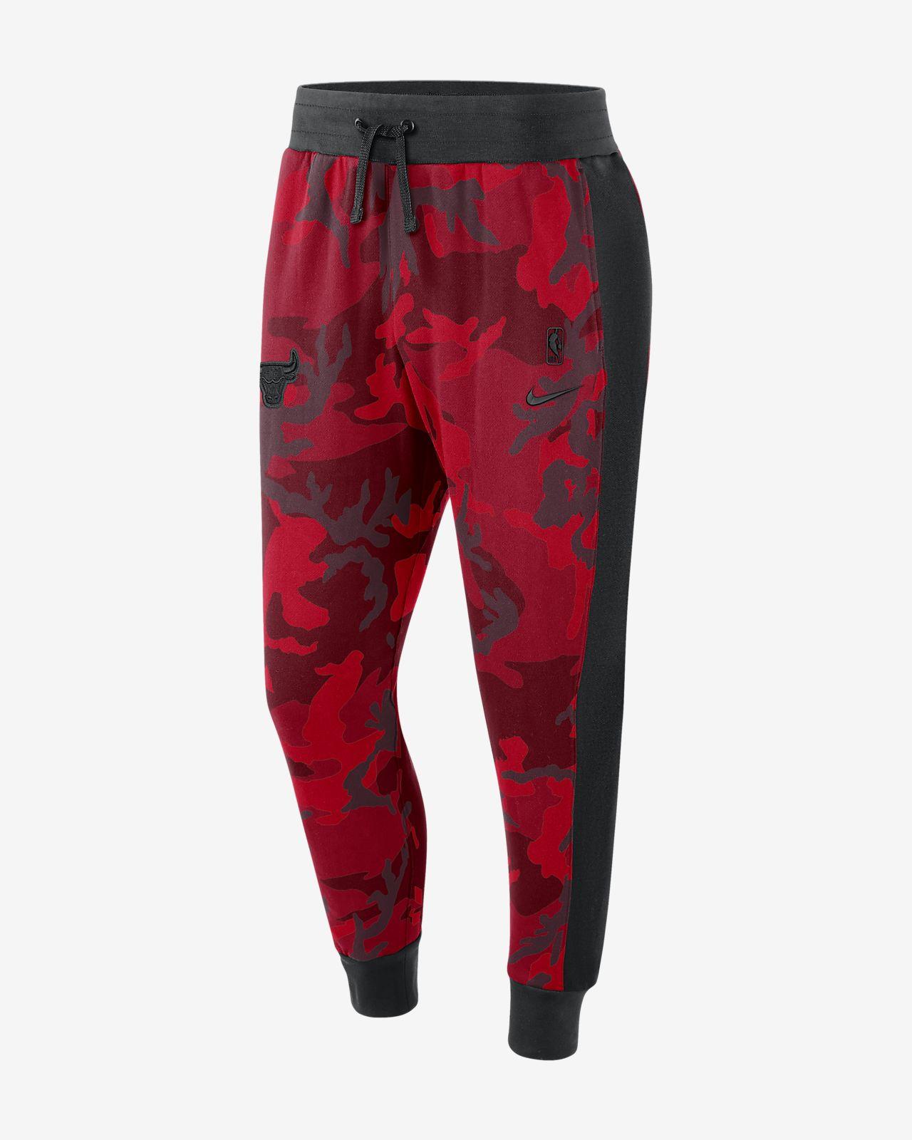 Pánské kalhoty NBA Chicago Bulls Nike