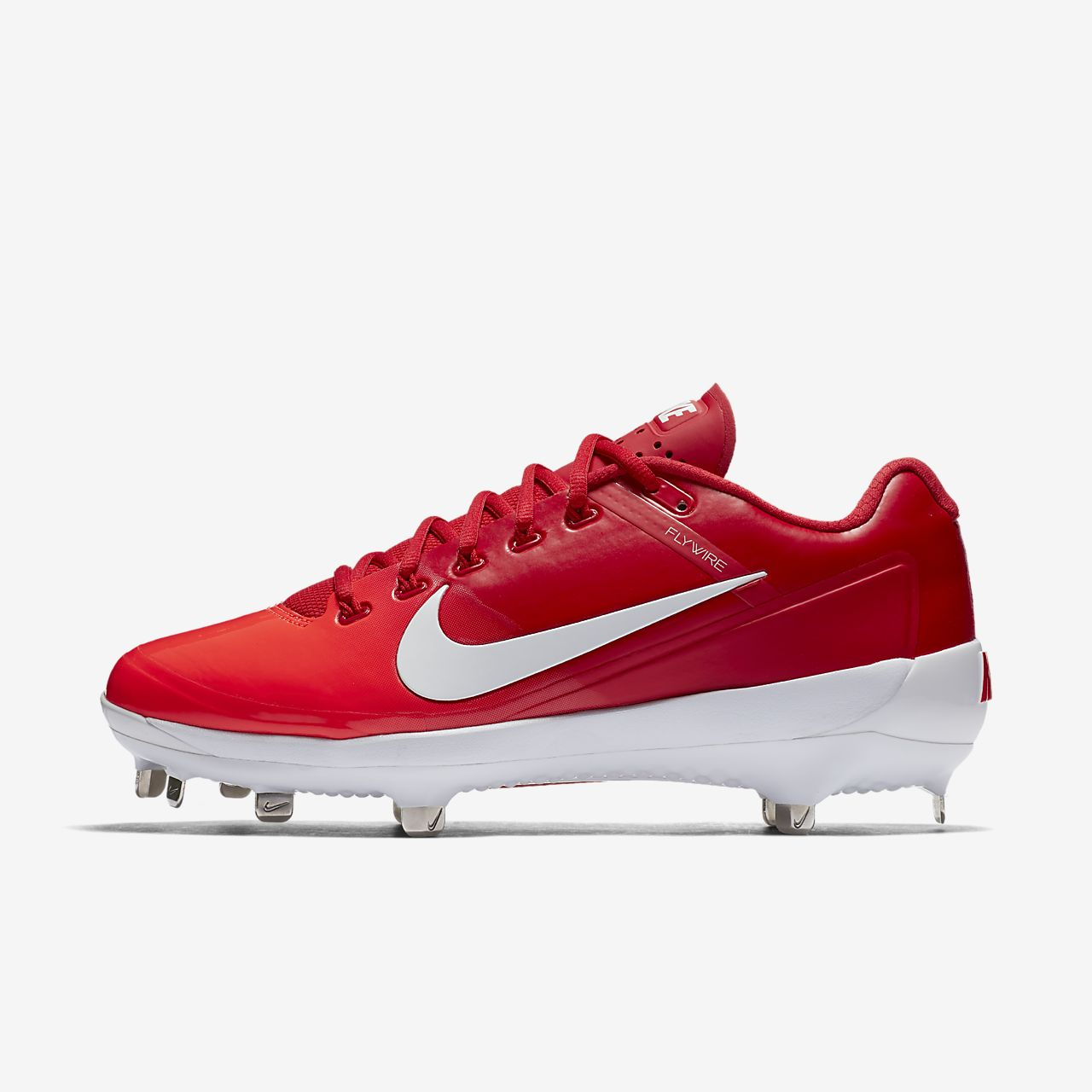 all red air max nike id cleats