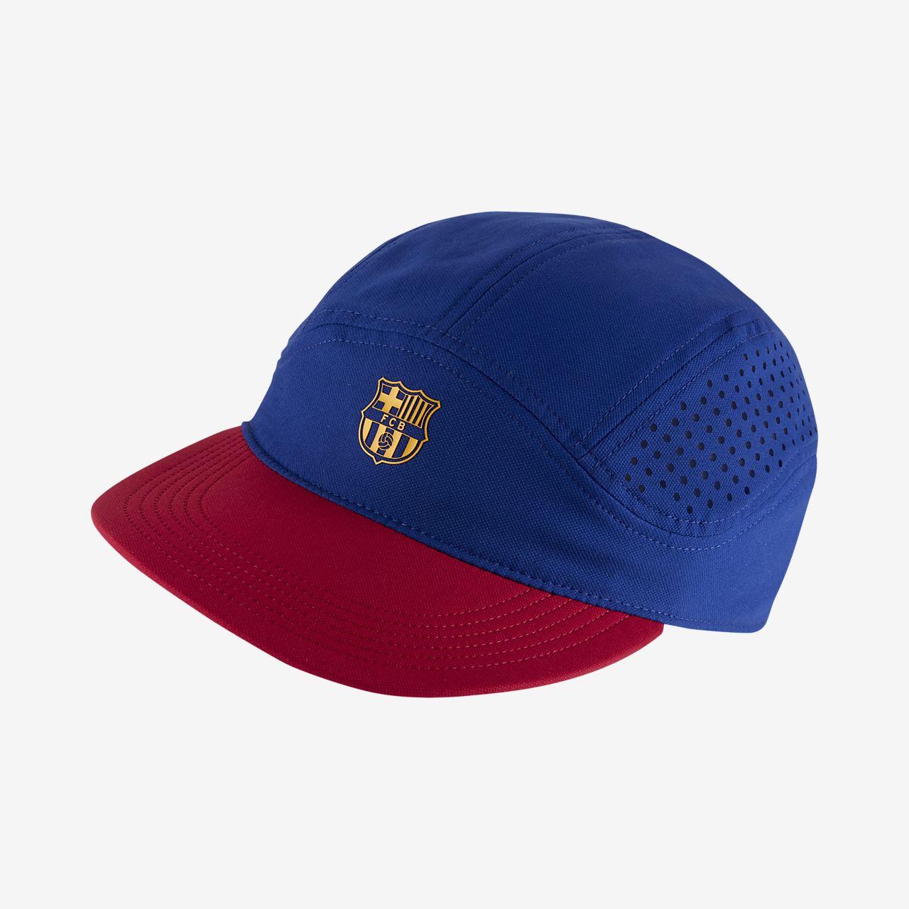 753c7deab9c81 Nike Dri-FIT FC Barcelona Tailwind Adjustable Hat
