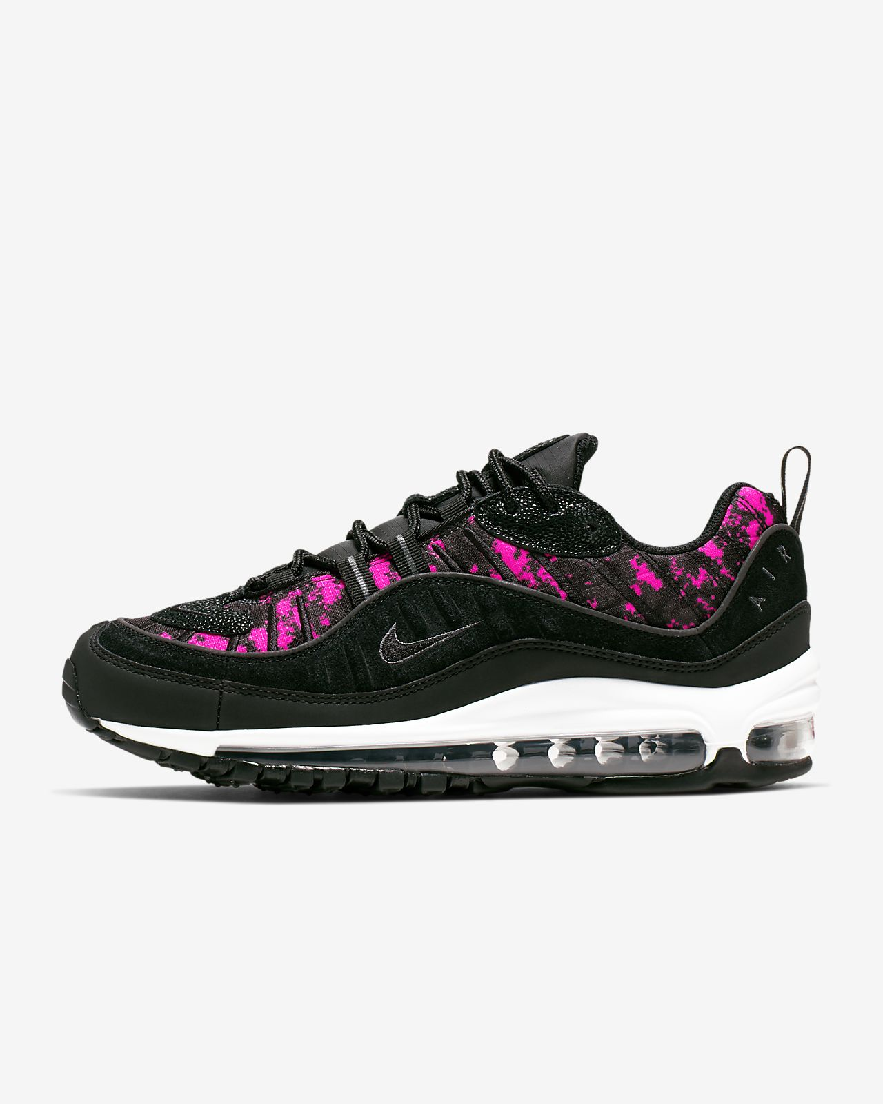 size 40 c8ff5 a948a ... Nike Air Max 98 Premium Camo sko til dame