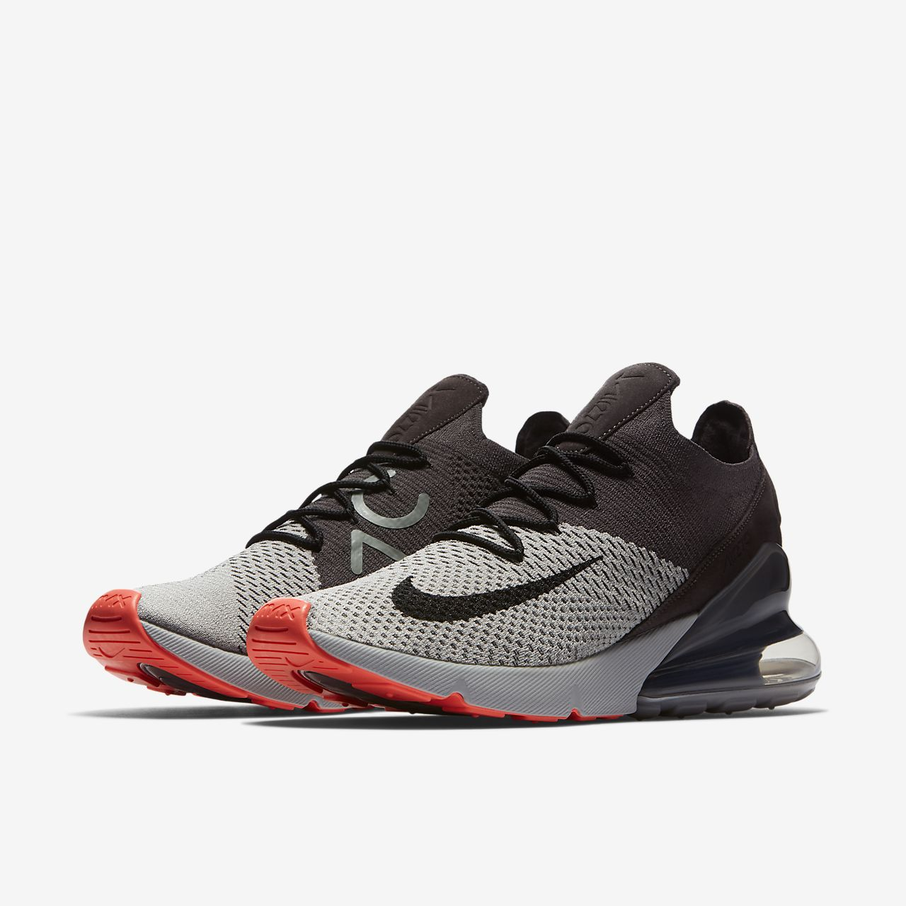 new concept 2bb3e fdb18 ... Chaussure Nike Air Max 270 Flyknit pour Homme