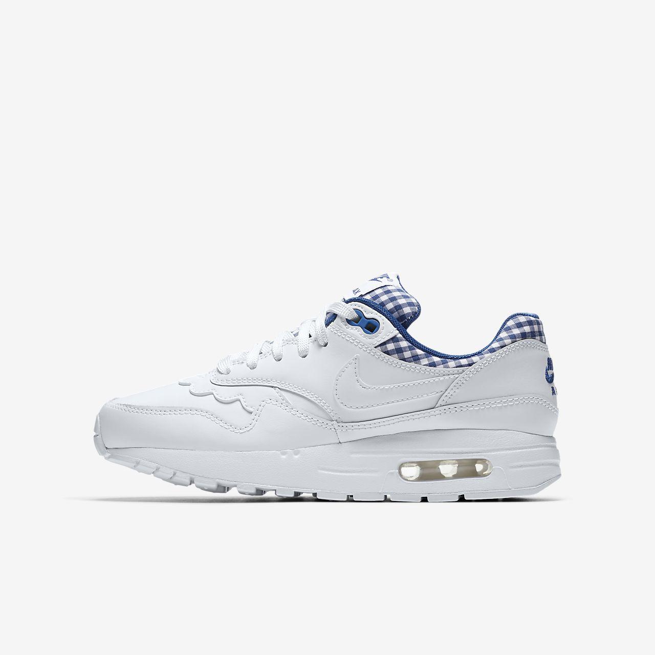 ... authentic nike air max 1 qs big kids shoe 2ad5a d7901 e0e1dc667