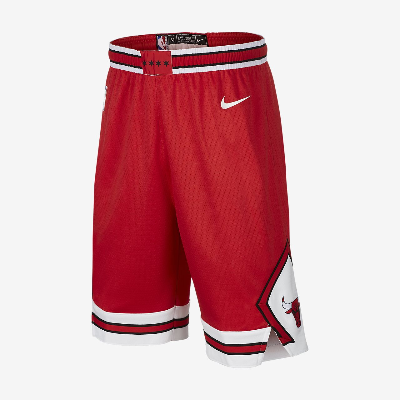 芝加哥公牛队 Nike Icon Edition Swingman 大童(男孩)NBA 短裤