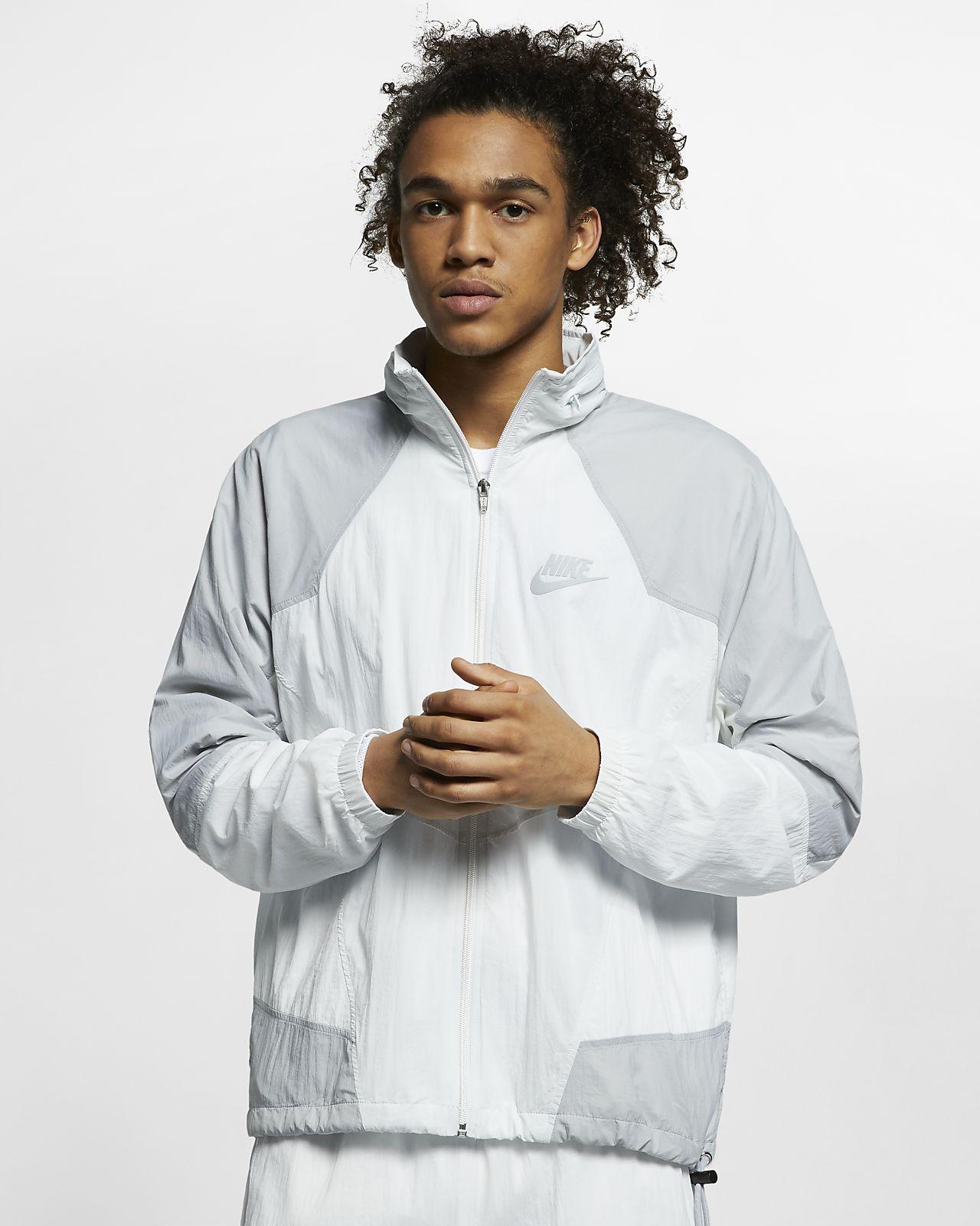 Nike Sportswear Men's Hooded Woven Jacket
